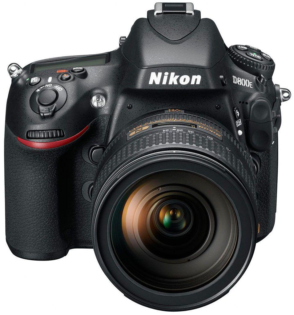 Nikon D800e Dslr Camera Reflex Numerique Nikon Nikon D800