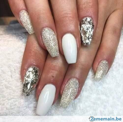 deco ongles en gel 2016