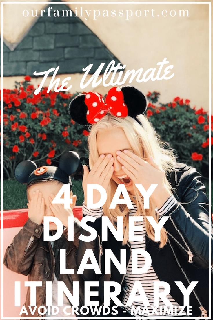 Photo of Die ultimative Disneyland-Route zur Vermeidung von Menschenmassen | Unser Familienpass