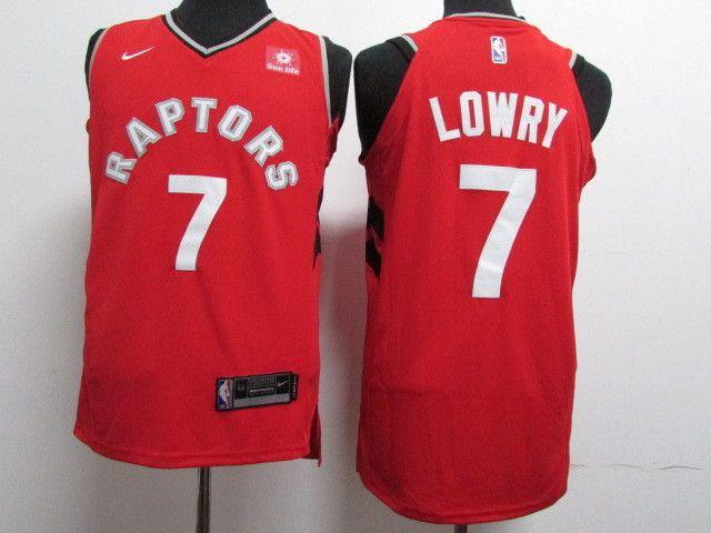 brand new 9ebee 4760a NBA Toronto Raptors Kyle Lowry #7 Jerseys #nba #basketball ...