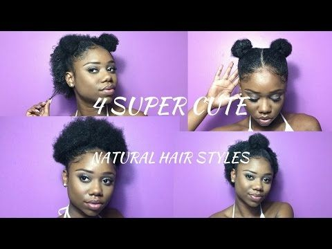 Sleek Low Curly Ponytail On Short Medium Natural Hair Curly Extensions Easiest Protecti Natural Hair Styles Short Natural Hair Styles Super Cute Hairstyles