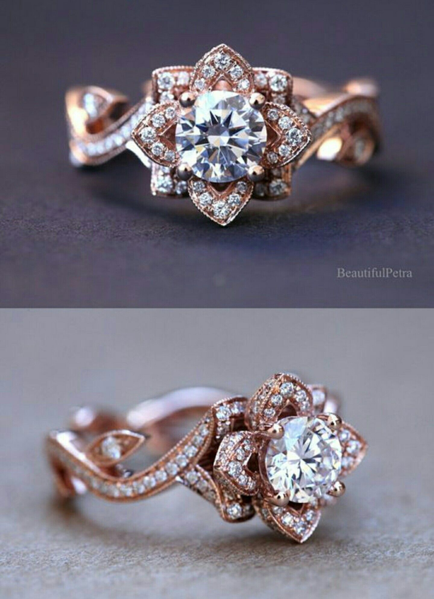 Pin by Elizabeth V on Rings Pinterest Wedding