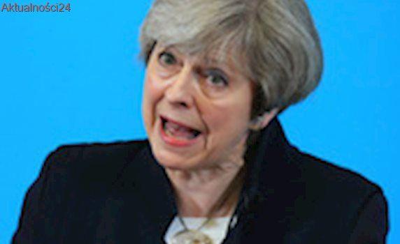 Wielka Brytania: Theresa May o ataku na systemy służby zdrowia