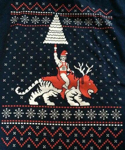 he man ugly christmas sweater - He Man Christmas Sweater