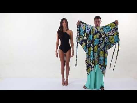 dd03da90d Aprenda com Major Cangas  5 - Três tipos de saia com uma única peça -  YouTube iLove the skirt portion