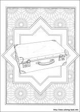 Fantastic Beasts and where to find them coloring pages on ...