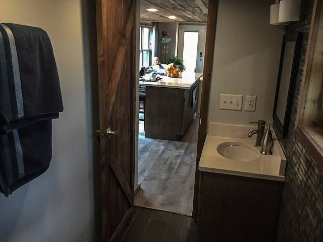 Pin By Dreamer On Luxury Tiny Houses Tiny House