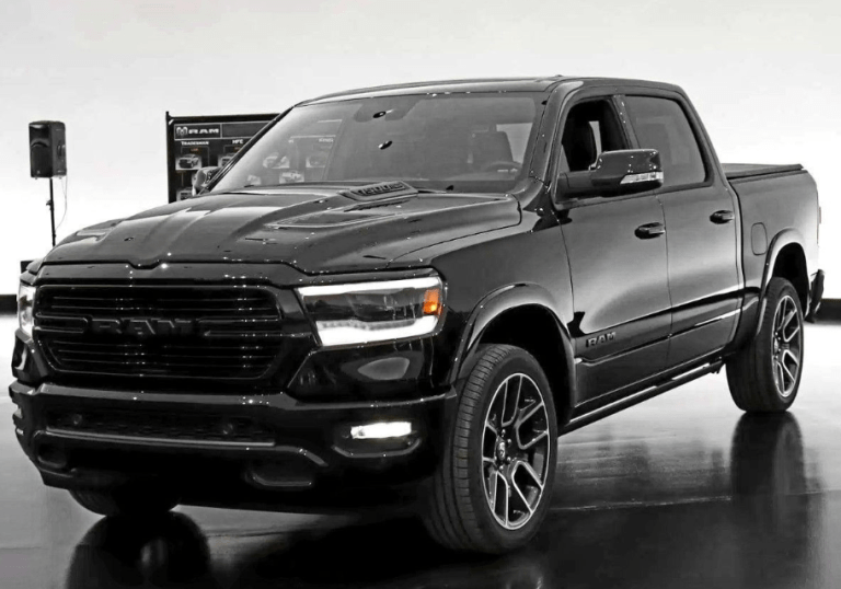 2020 Dodge RAM Charger Rumors, Spied, Release Date, Price