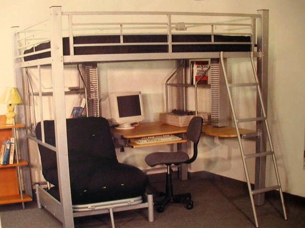 lit double mezzanine ikea excellent ikea mydal bunk bed. Black Bedroom Furniture Sets. Home Design Ideas