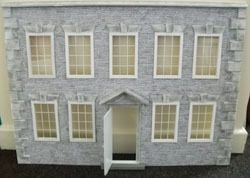 How To: Create a Weathered Effect on a Dolls' House