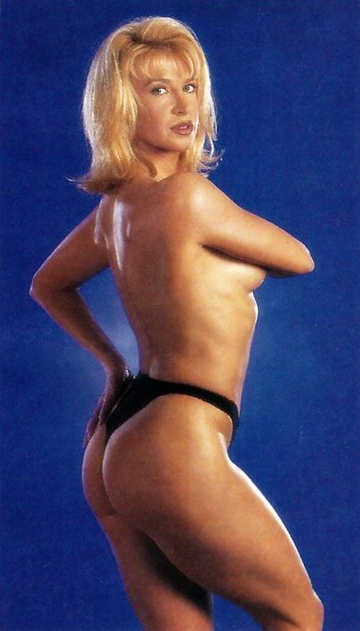 karate beautiful nude women