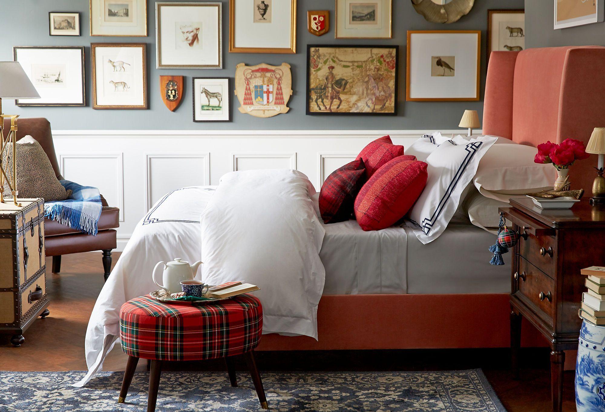 True Prep Home Bedroom Vintage Bedroom Design