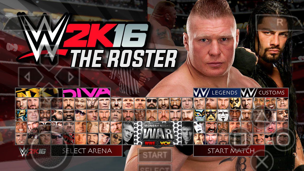 wwe 2k16 iso free download for android