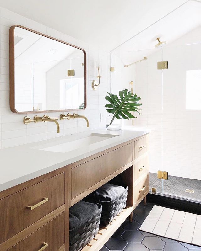 A Bathroom Necessity, A Mirror Can Be So Much More Than
