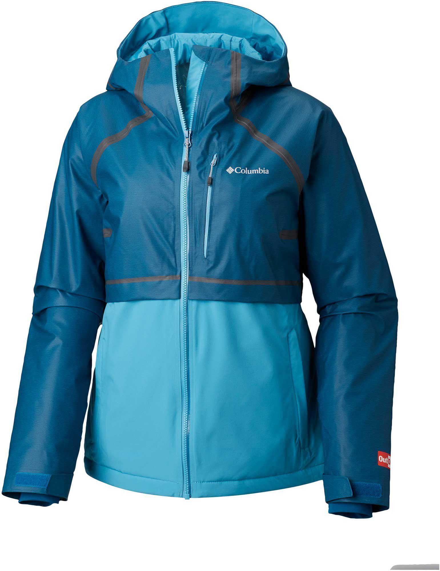 591335b2e7e Columbia Women s OutDRY Glacial Hybrid Jacket