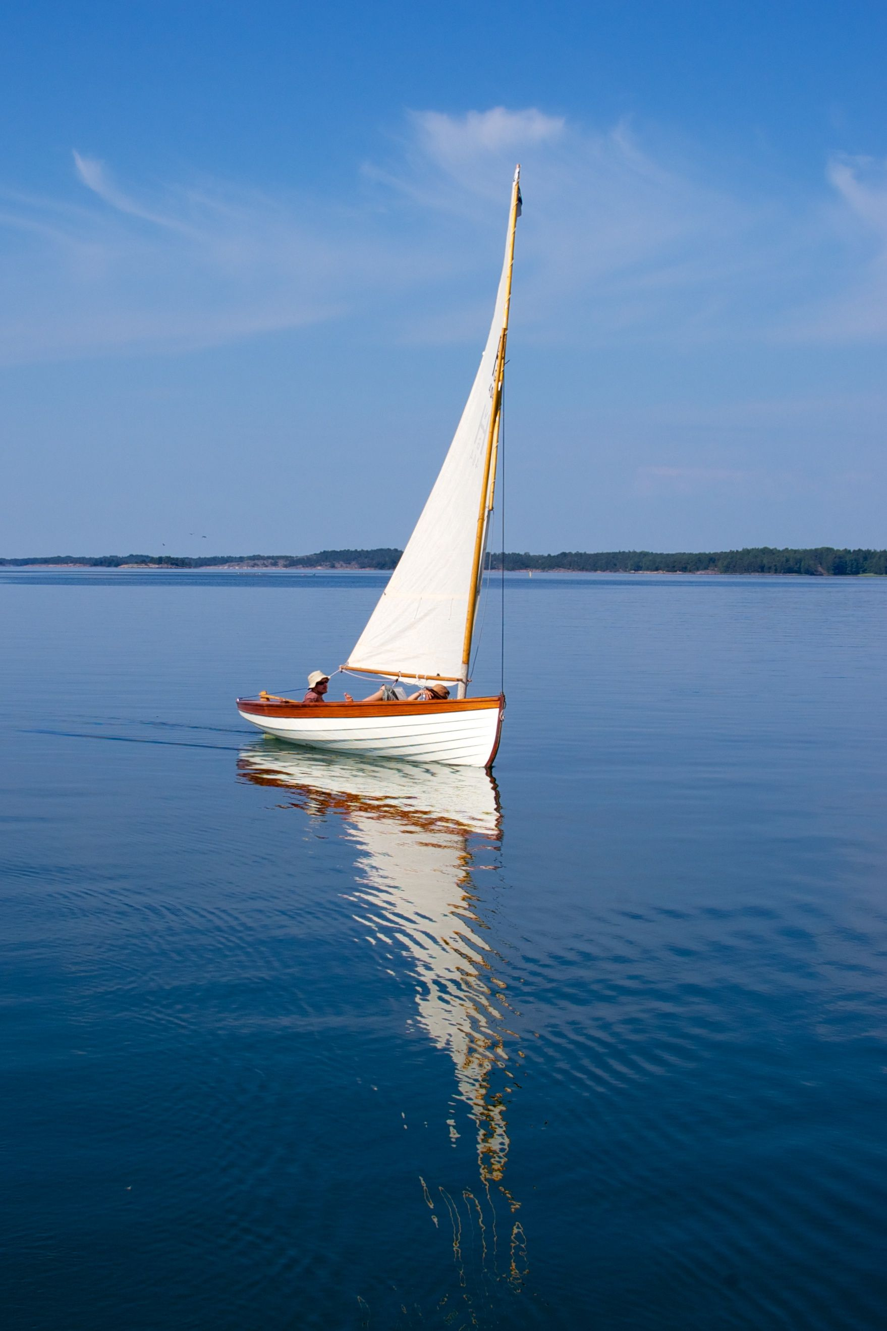 N. G. Herreshoff Coquina | Wooden Sail Dinghy in 2018 | Pinterest | Boating, Wooden boats and Dinghy