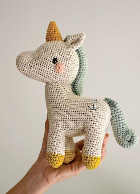 Animal Friends Of Pica Pau By Yan Schenkel πλέξιμο Crochet