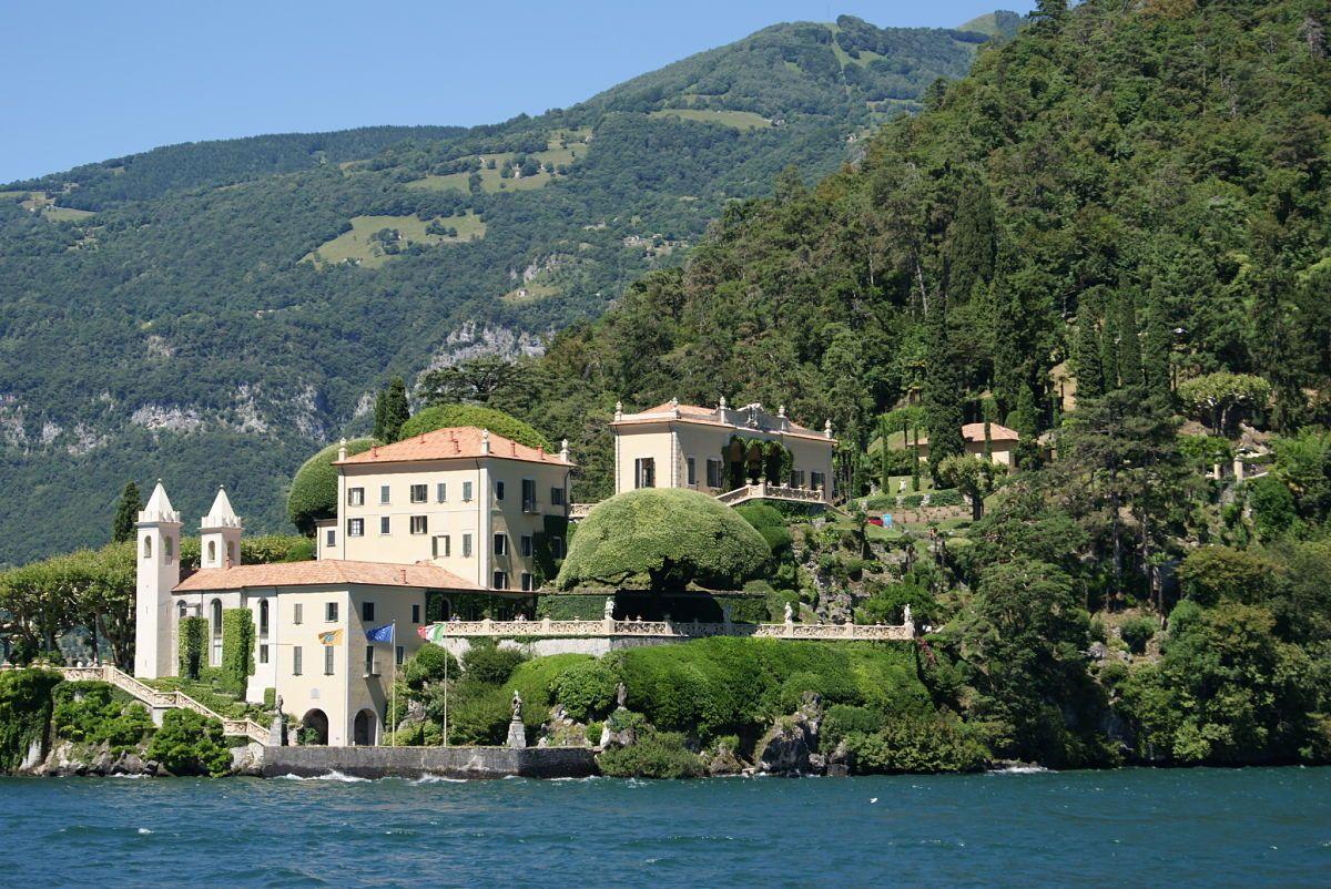 Sacro E Profano Tra Monti E Lago Il Sacro Monte Di Ossuccio E La Villa Del Balbianello 7 Ore Guidecomo Villa Balbianello Lenno2