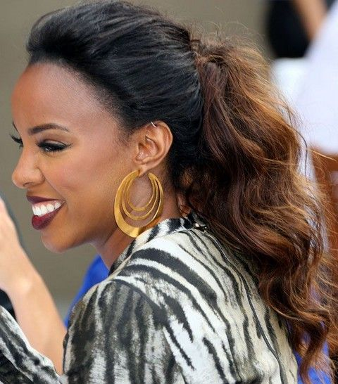 Top 19 Kelly Rowland Hairstyles Pretty Designs Kelly Rowland Hair Hair Styles 2014 Hair Styles