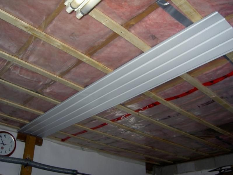 Best Corrugated Metal Ceiling Questions The Garage Journal 400 x 300