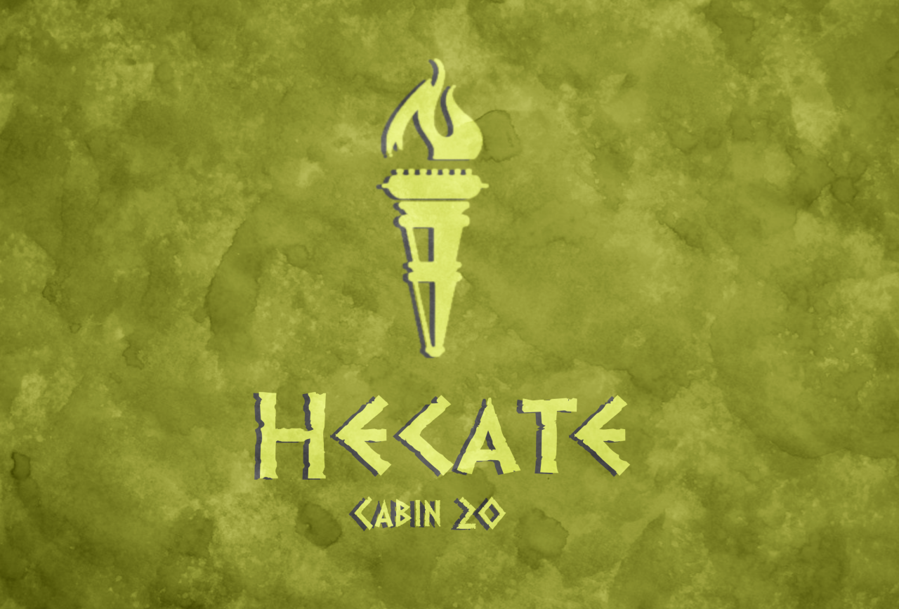 Percy Jackson Fan This Is A Wallpaper I Created For The Children Of Hecate