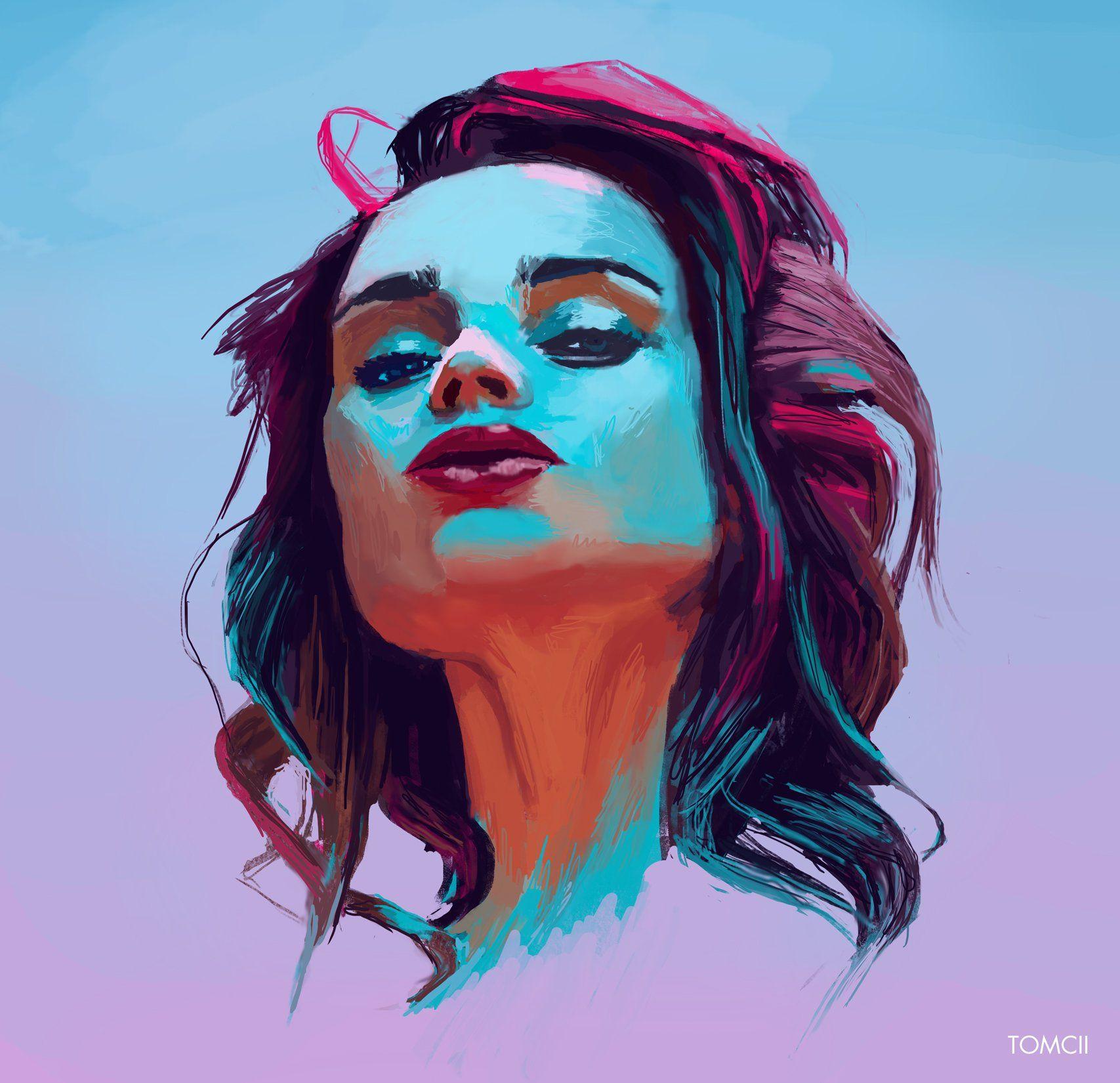 Tomcii In 2019 Art & Illustration Inspiration Painting