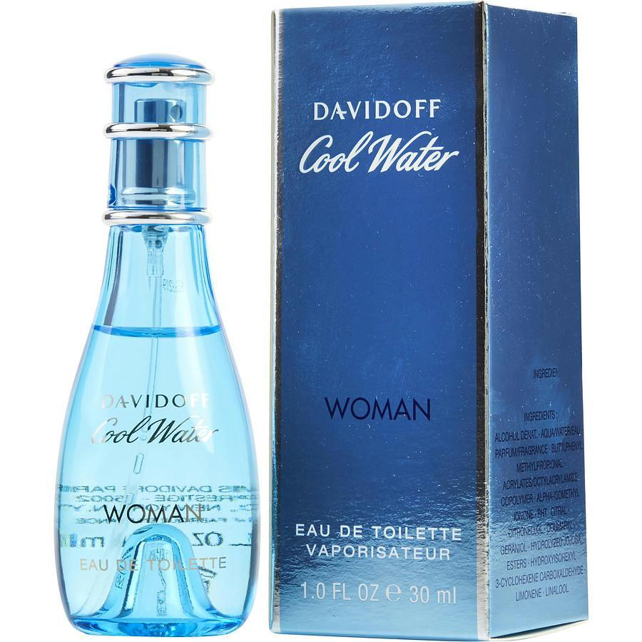 Cool Water By Davidoff Edt Spray 1 Oz in 2019 | Products