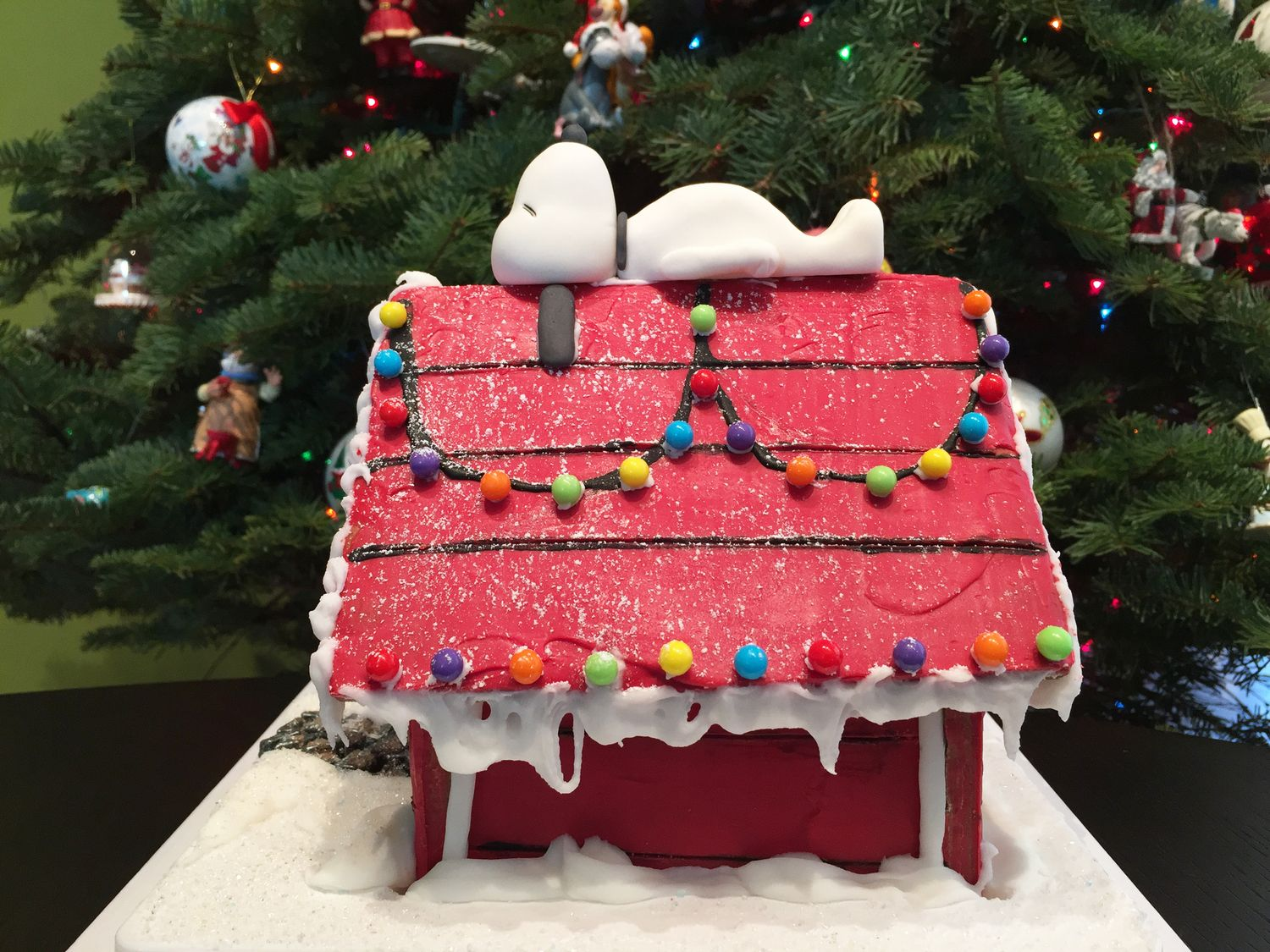epic gingerbread house template  5 Epic Gingerbread Houses Inspired By Your Favorite Movie ...