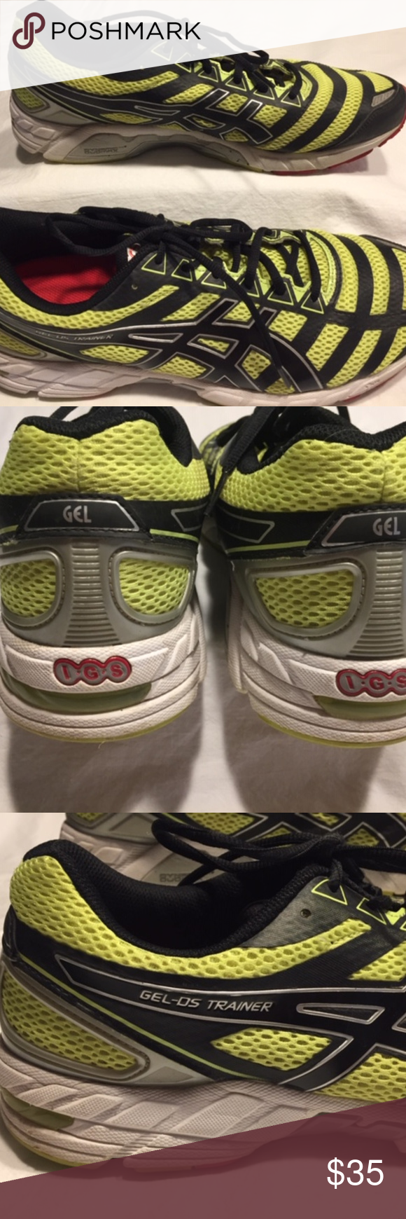 Gel DS Trainer Running Shoes