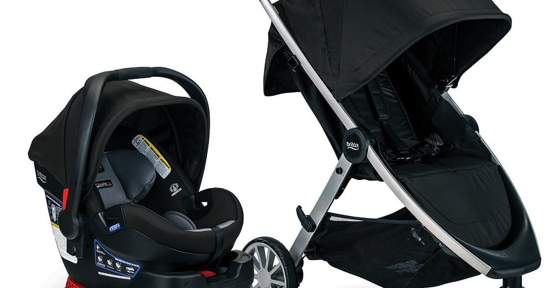 Amazon Drops Prices On Britax Car Seats And Strollers For Cyber Monday