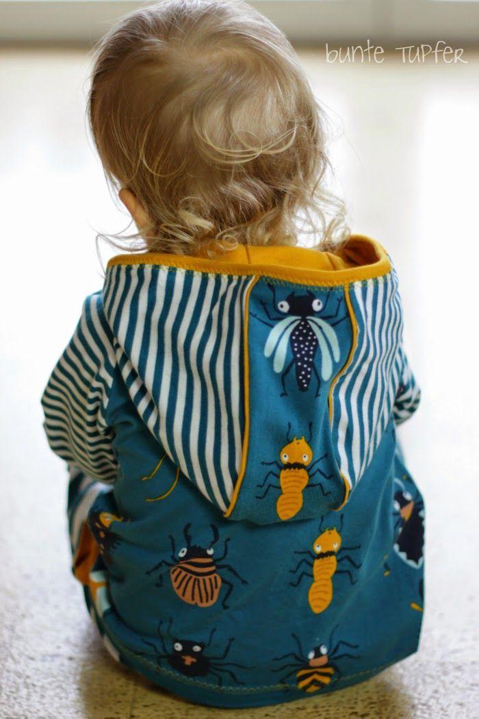 Bunte Tupfer: große Käferliebe Lillestoff susa labim | For Kids ...