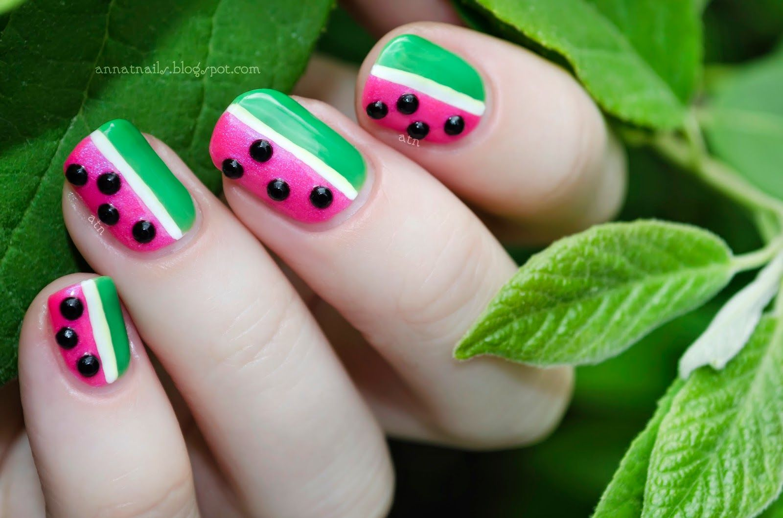These are so dang cute!!!!! | Other\'s Nail Art | Pinterest | Uñas de ...