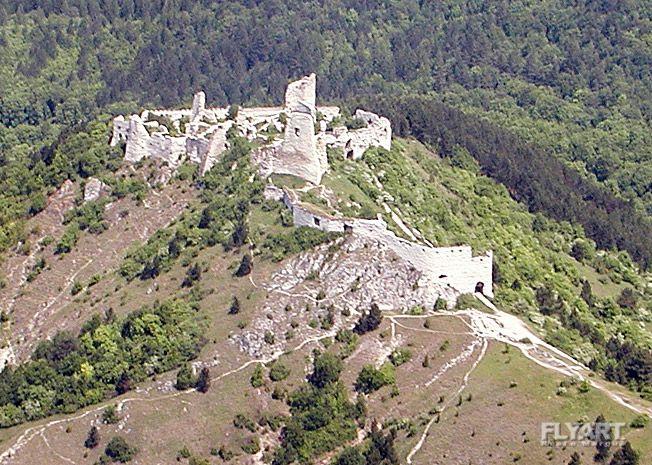 Castle Ruins - Čachtice Čachtice, 1309 c. Chehte  Place: Čachtice, County: Nové Mesto nad Váhom, Region: Trenčín, Historic region: Nitra