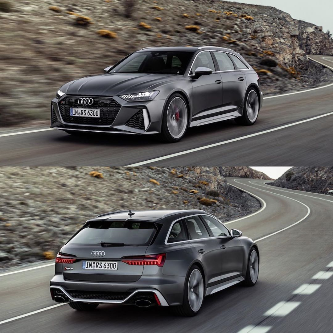 2020 Audi Rs6 Avent Powered By 4 0 Litre V8 600hp 800nm And Linked To 48 Volt Mild Hybrid System 0 100 In 3 6sec Audi Rs6 Audi Audi A6 Avant