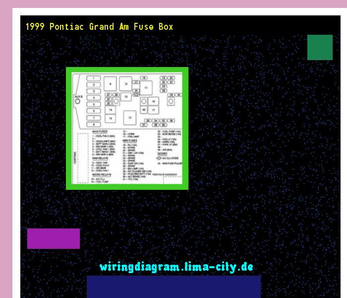 1999 pontiac grand am fuse box. Wiring Diagram 17535. - Amazing ...