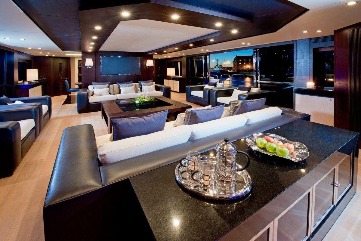 Luxury Yacht Interior Design | Interior Design | Pinterest | Luxury ...