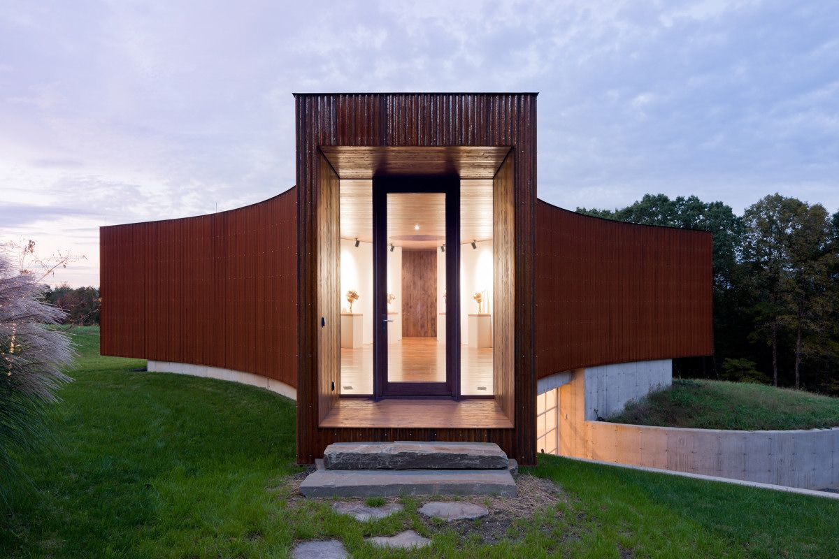 Guest House Ancram \ HHF Architects and Ai Weiwei