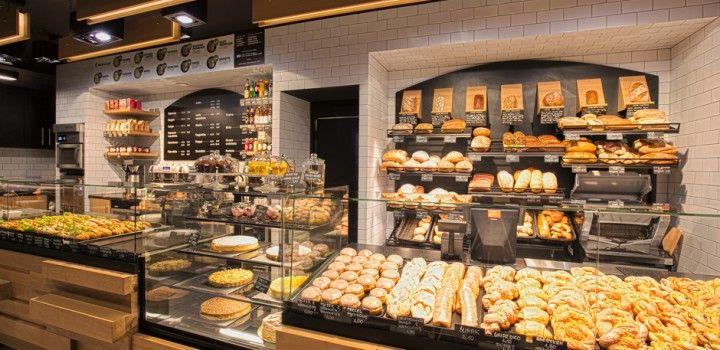 bakery interior design ideas - Buscar con Google   Bakery ...