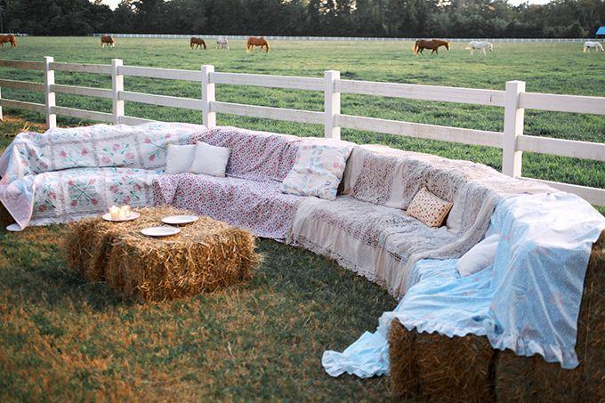 Photo of Rustic Vintage Virginia Wedding | Glamour & Grace