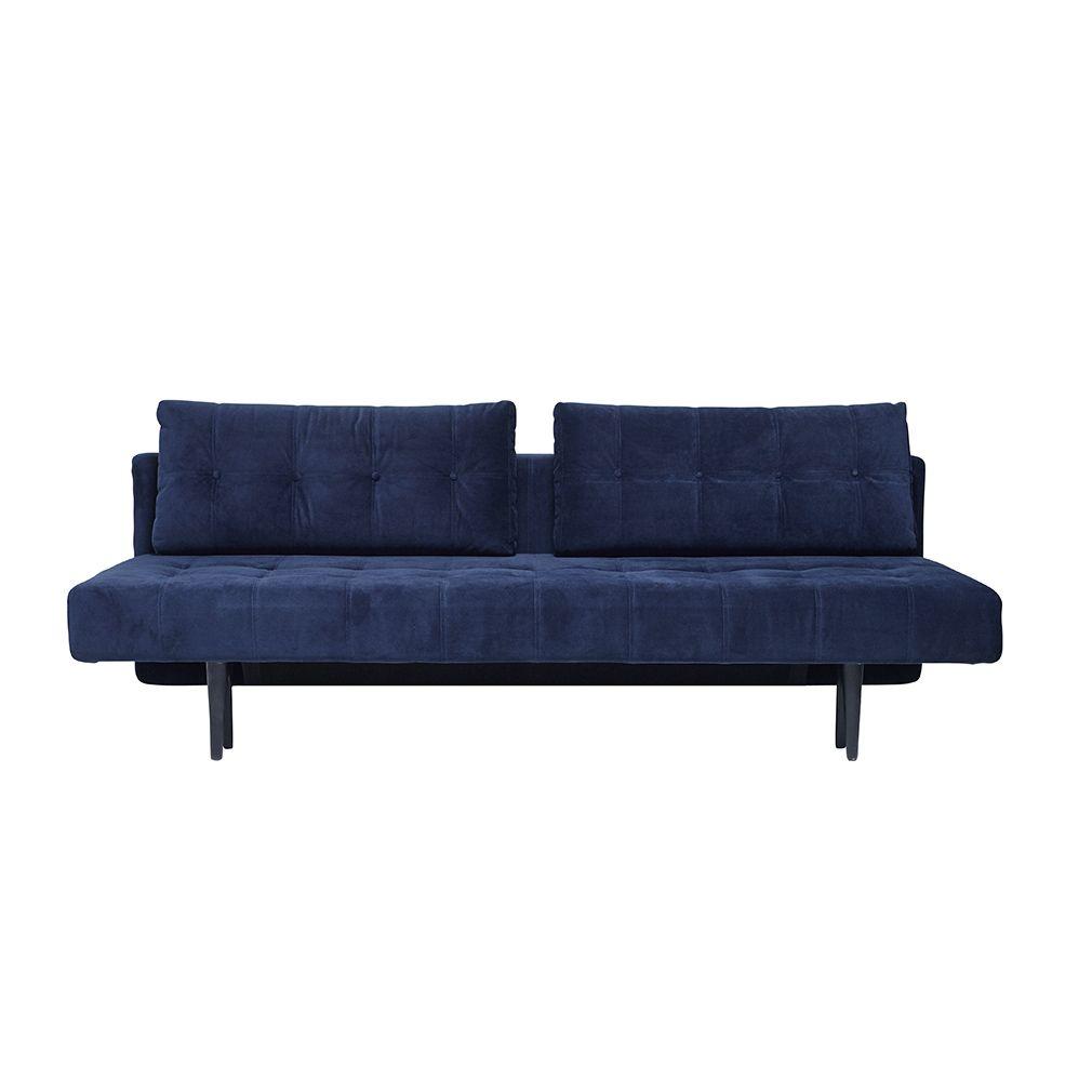 Huginn Sofa Bed Dark Blue Matt Blatt Sofa Bed Sofa Bed