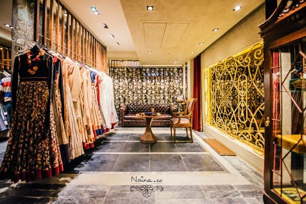 Have You Heard About Fashion S Next Big Stop In South Delhi Decoding Defence Colony Designer Stores Store Design Boutique Showroom Interior Design Luxury Furniture Showroom