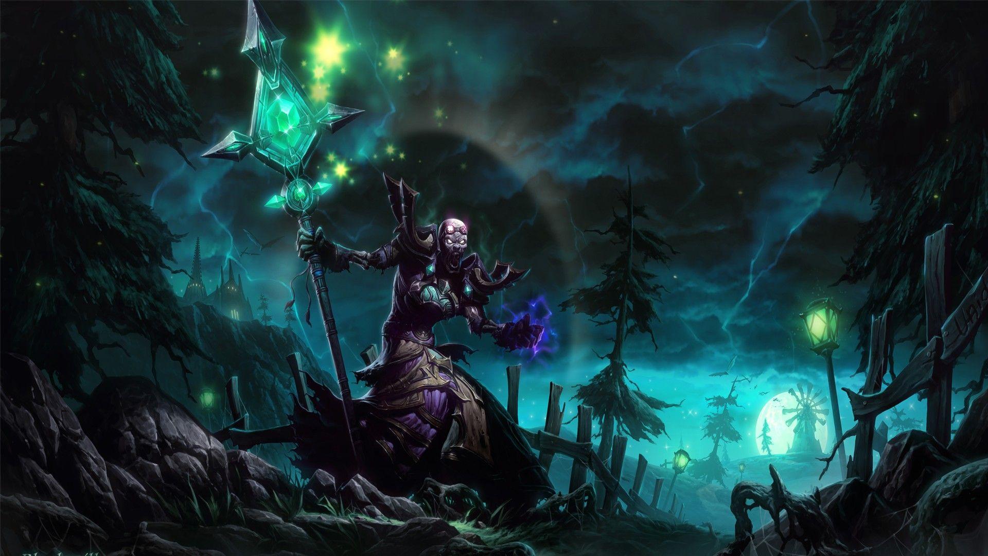 Undead Shadow Priest