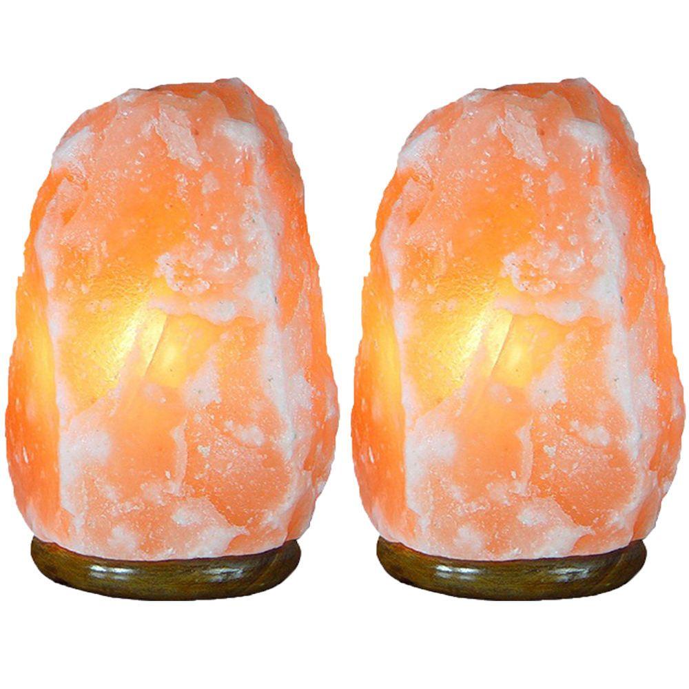 Salt lamp - natural air ionizer
