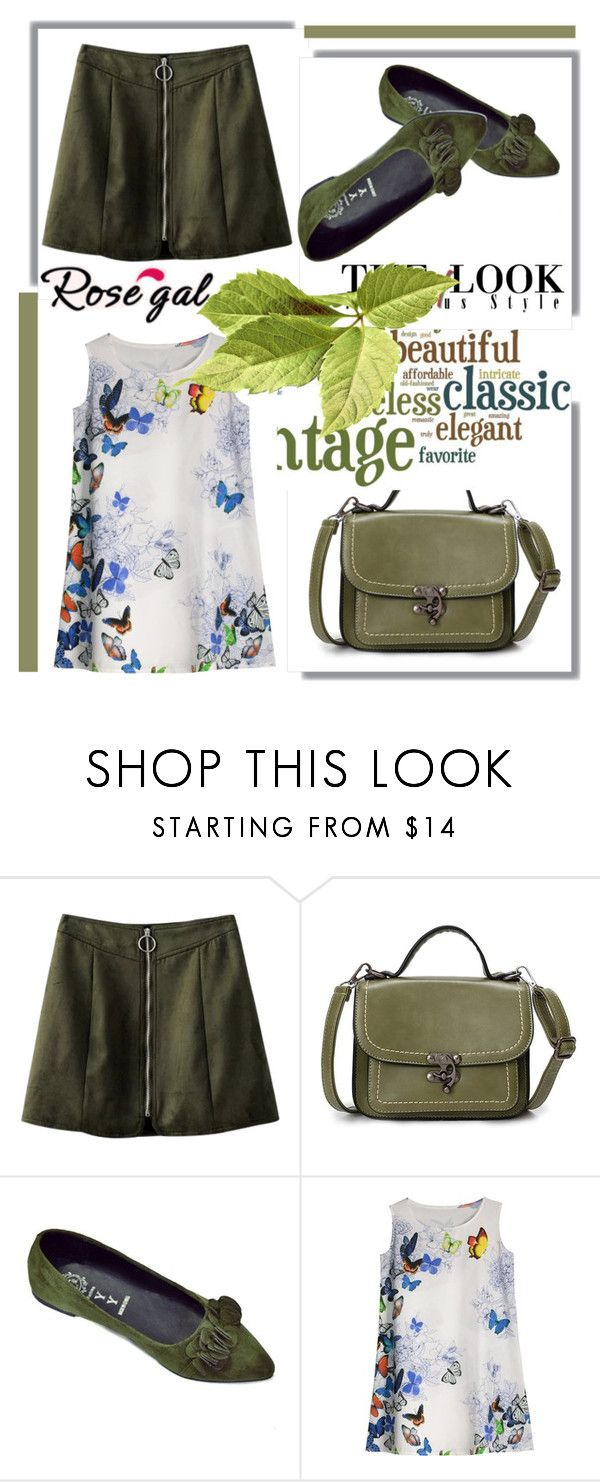 """""""rosegal.com 28"""" by sana-97 ❤ liked on Polyvore featuring 1928"""