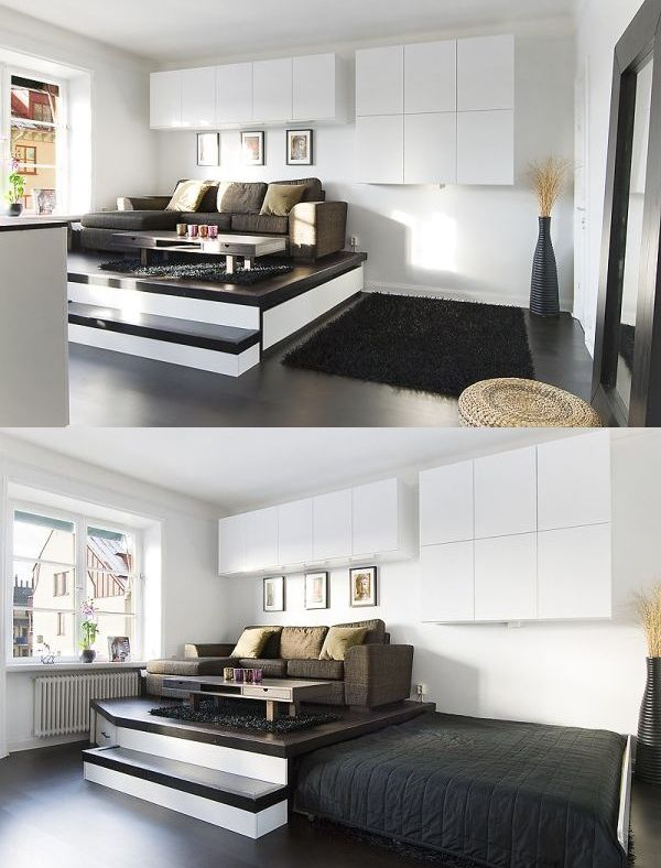 30 Amazing Space Saving Beds And Bedrooms Beds For Small Rooms Space Saving Bedroom Space Saving Beds
