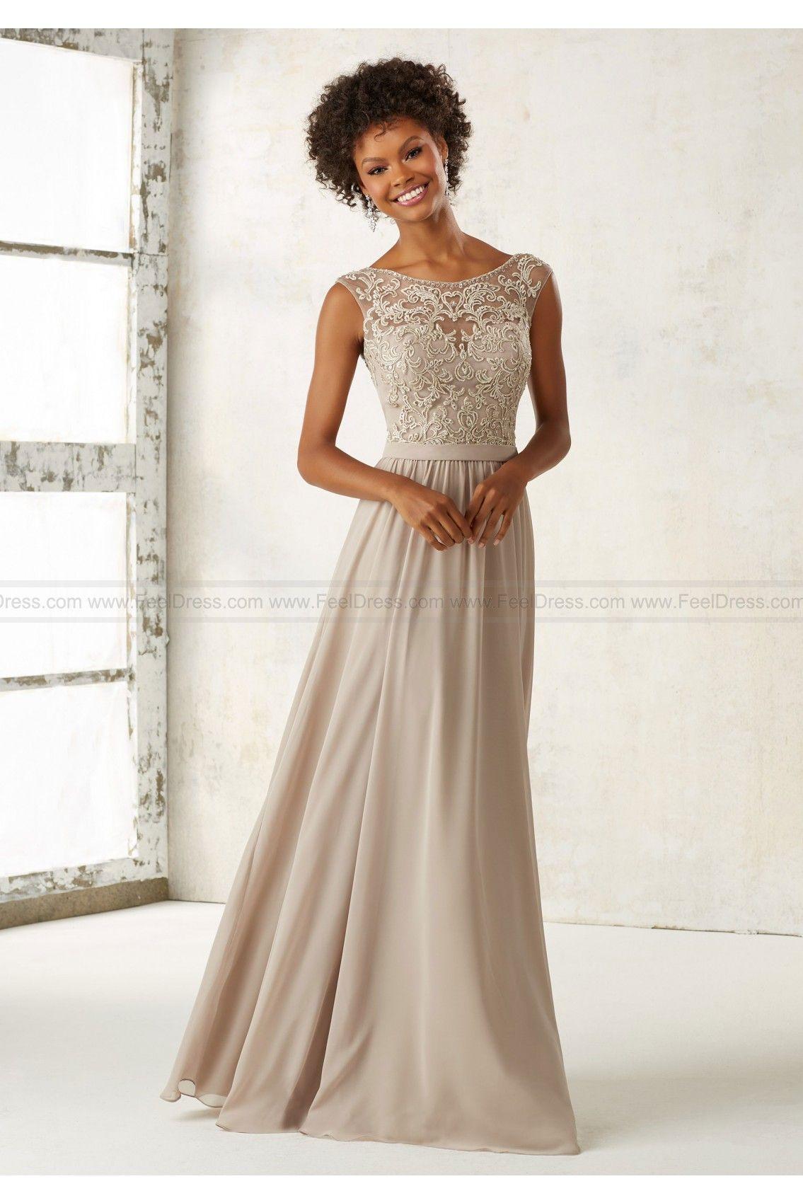ed17a228159 Mori Lee Bridesmaid Dress Style 21522