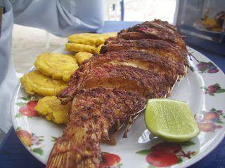 Pescado Frito.  Fried fish recipe.  mmmm.