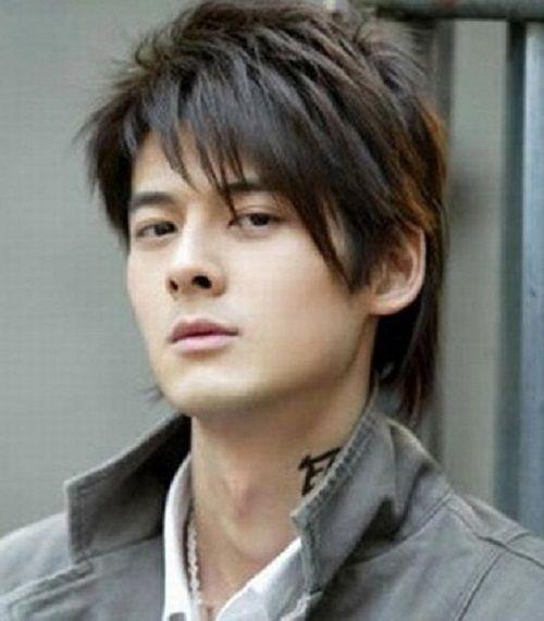 The Best Hairstyle For Men Having Heart Shaped Face Boys Long Hairstyles Mens Hairstyles Medium Medium Length Hair Styles
