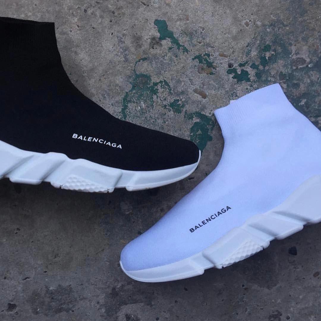 balenciaga sock trainers size 5