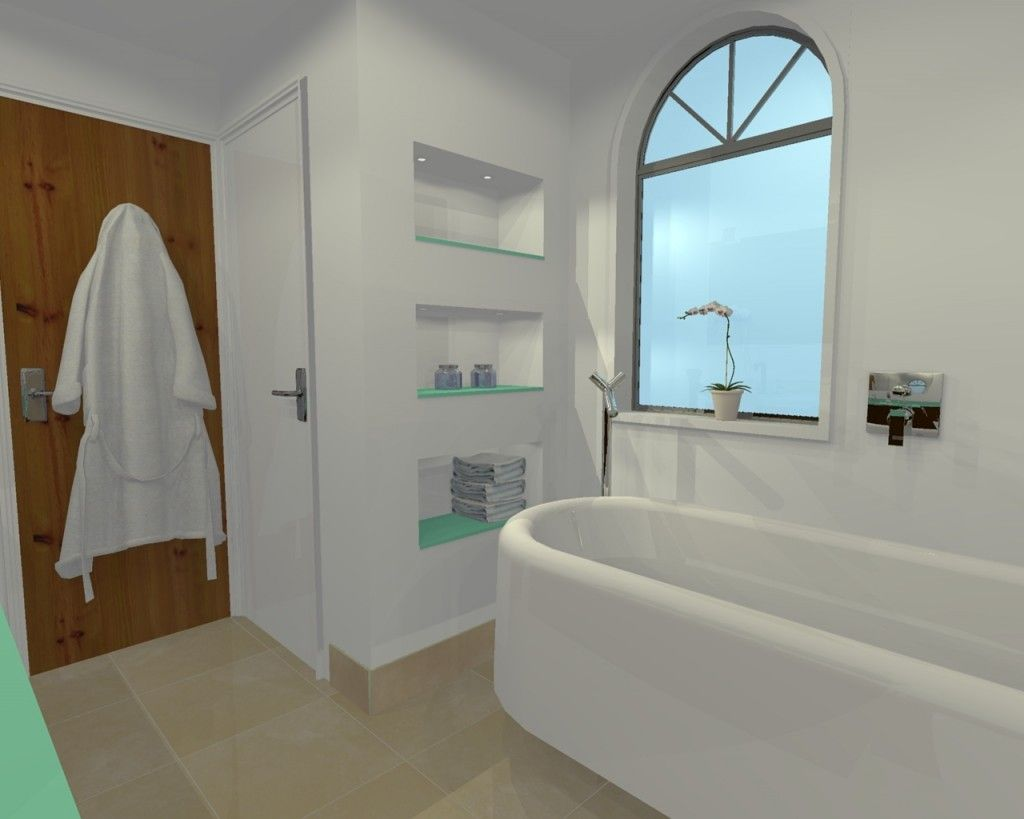 Recessed Bath - Epienso.com